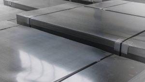 Titanium-Zinc plate